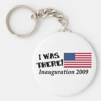 I Was There Inauguration Day 2009 Gifts Key Chain