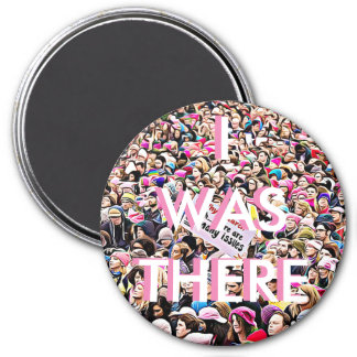 I WAS THERE, March for Women's Equality Magnet