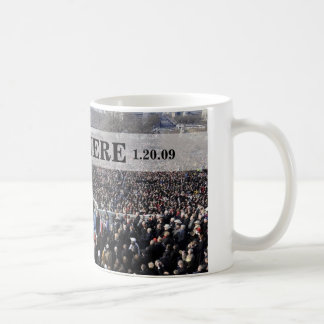 I WAS THERE: President Obama Inauguration in DC Mugs