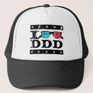 I Watch 3D Trucker Hat