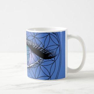 I watch All seeing blue eye Coffee Mug