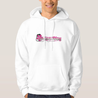 I wear a different kind of uniform(military mom) hoodie