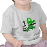 I Wear a Green Ribbon For My Cousin Tees