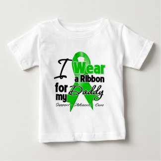 I Wear a Green Ribbon For My Daddy Tees