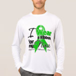 I Wear a Green Ribbon For My Niece Tees
