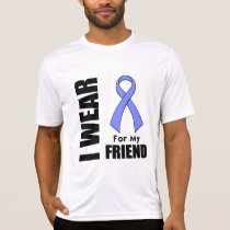 I Wear a Periwinkle Ribbon For My Friend Shirt