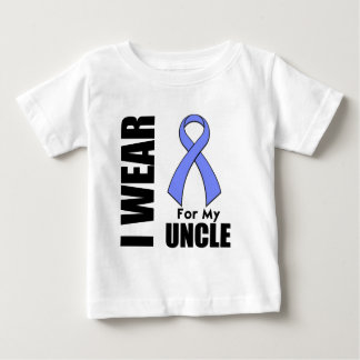 I Wear a Periwinkle Ribbon For My Uncle Tee Shirt