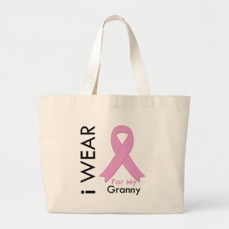 I Wear a Pink Ribbon For My Granny Bag