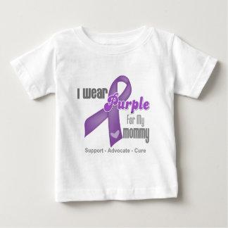 I Wear a Purple Ribbon For My Mommy Tshirts