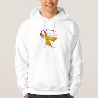 I Wear a Ribbon For My Hero - Appendix Cancer Pullover