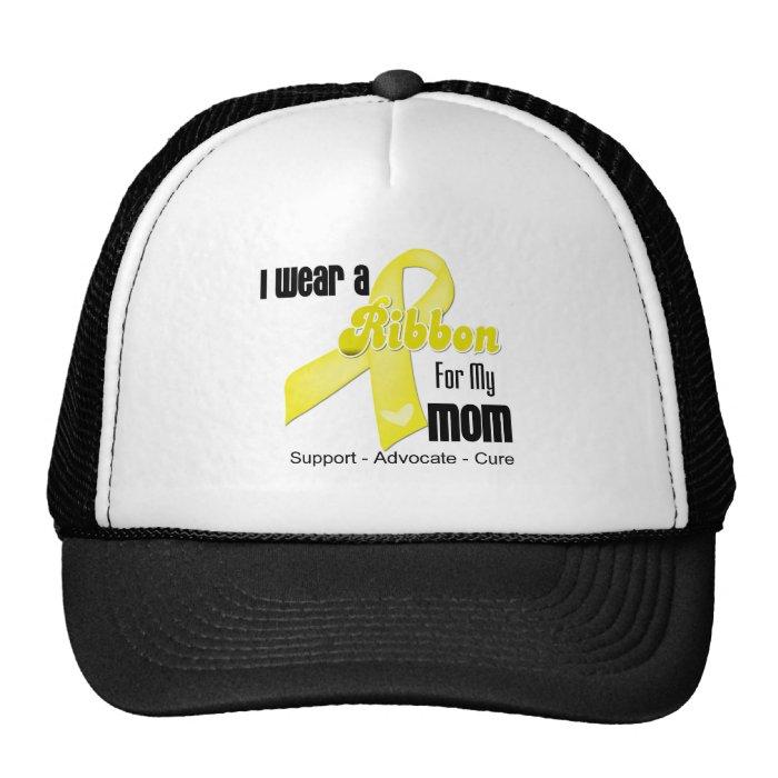 I Wear a Ribbon For My Mom - Sarcoma Trucker Hat