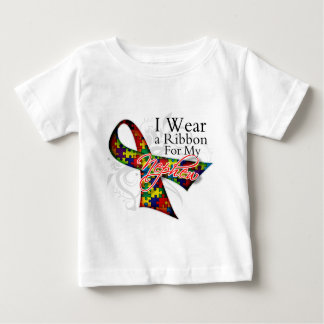 I Wear a Ribbon For My Nephew - Autism Awareness Tees