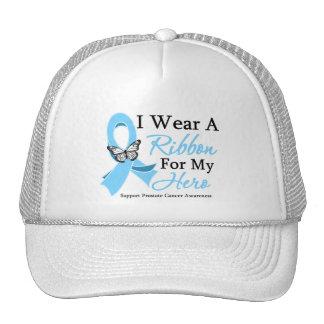 I Wear A Ribbon HERO Prostate Cancer Trucker Hat