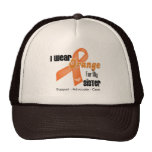 I Wear an Orange Ribbon For My Sister Trucker Hat