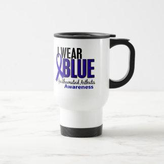 I Wear Blue Awareness 10 Rheumatoid Arthritis RA Mugs