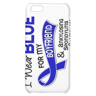 I Wear Blue Boyfriend 42 Ankylosing Spondylitis AS Case For iPhone 5C