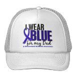 I Wear Blue Dad 10 Rheumatoid Arthritis RA Mesh Hats