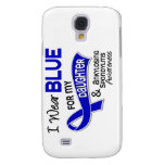 I Wear Blue Daughter 42 Ankylosing Spondylitis Galaxy S4 Cover