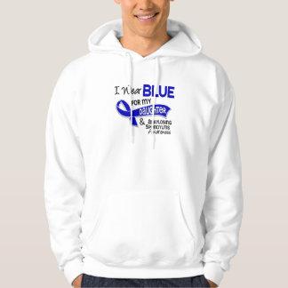I Wear Blue Daughter 42 Ankylosing Spondylitis Pullover