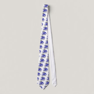 I Wear Blue For Me 33 COLON CANCER AWARENE Tie