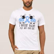 I Wear Blue For My Big Sis (Ladybug) T-Shirt