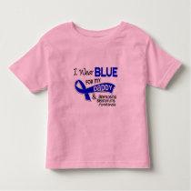 I Wear Blue For My Daddy 42 Ankylosing Spondylitis Toddler T-shirt
