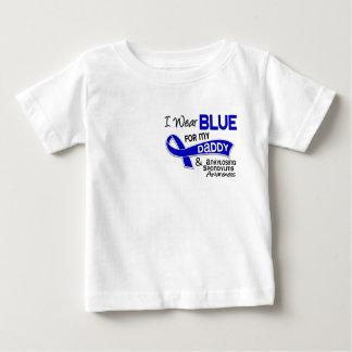 I Wear Blue For My Daddy 42 Ankylosing Spondylitis Infant T-shirt