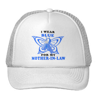 I Wear Blue for my Mother-In-Law Trucker Hat
