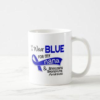 I Wear Blue For My Nana 42 Ankylosing Spondylitis Mug