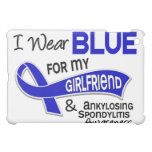 I Wear Blue Girlfriend 42 Ankylosing Spondylitis iPad Mini Case