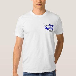 I Wear Blue Girlfriend 42 Ankylosing Spondylitis T Shirts