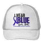 I Wear Blue Me Rheumatoid Arthritis RA Trucker Hat