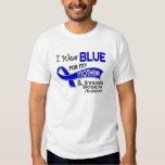 I Wear Blue Mother 42 Ankylosing Spondylitis T Shirts