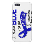 I Wear Blue Patients 42 Ankylosing Spondylitis Cover For iPhone 5