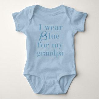 I wear blue... tee shirts