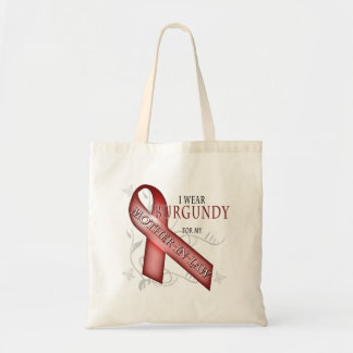 I Wear Burgundy for my Mother-In-Law Bag