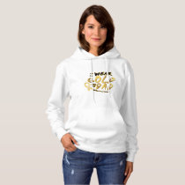 I Wear Gold For My Dad Childhood Cancer Awareness Hoodie