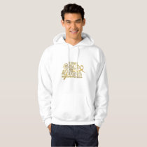 I Wear Gold For My Mom Childhood Cancer Awareness Hoodie