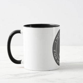 I Wear Gray For My Grandma Mug