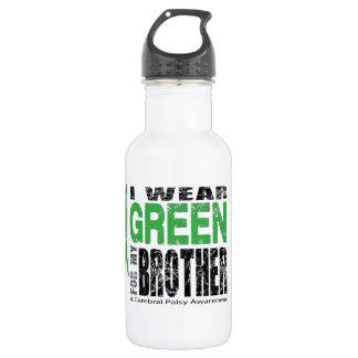 I wear green for CP 18oz Water Bottle
