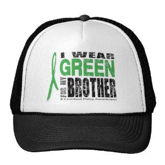 I wear green for CP Trucker Hat