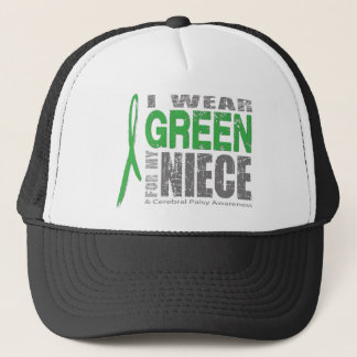 I wear green for CP Trucker Hat