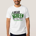 I Wear Green For My Mom 10 Kidney Disease T-Shirt