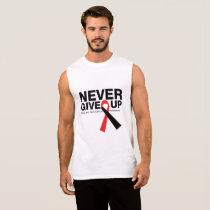 I Wear Green Mitochondrial Disease Awareness Sleeveless Shirt