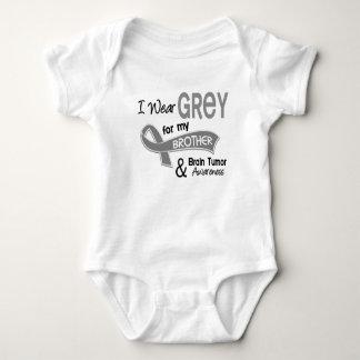 I Wear Grey 42 Brother Brain Tumor Shirt