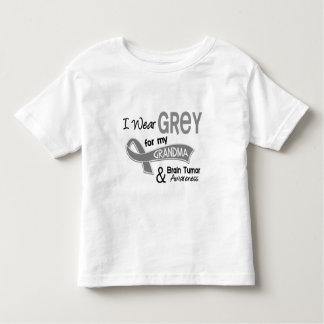 I Wear Grey 42 Grandma Brain Tumor T-shirt