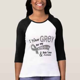 I Wear Grey 42 Mother-In-Law Brain Tumor T-Shirt
