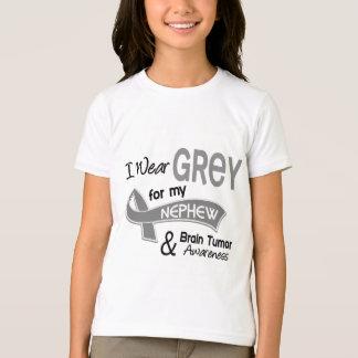 I Wear Grey 42 Nephew Brain Tumor T-Shirt