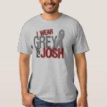 I Wear Grey for Josh #teamJOSH Dresses