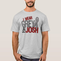 I Wear Grey for Josh #teamJOSH T-Shirt